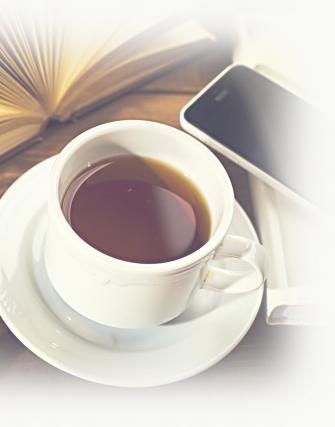 カフェのような塾のイメージ画像、スマホ用画像